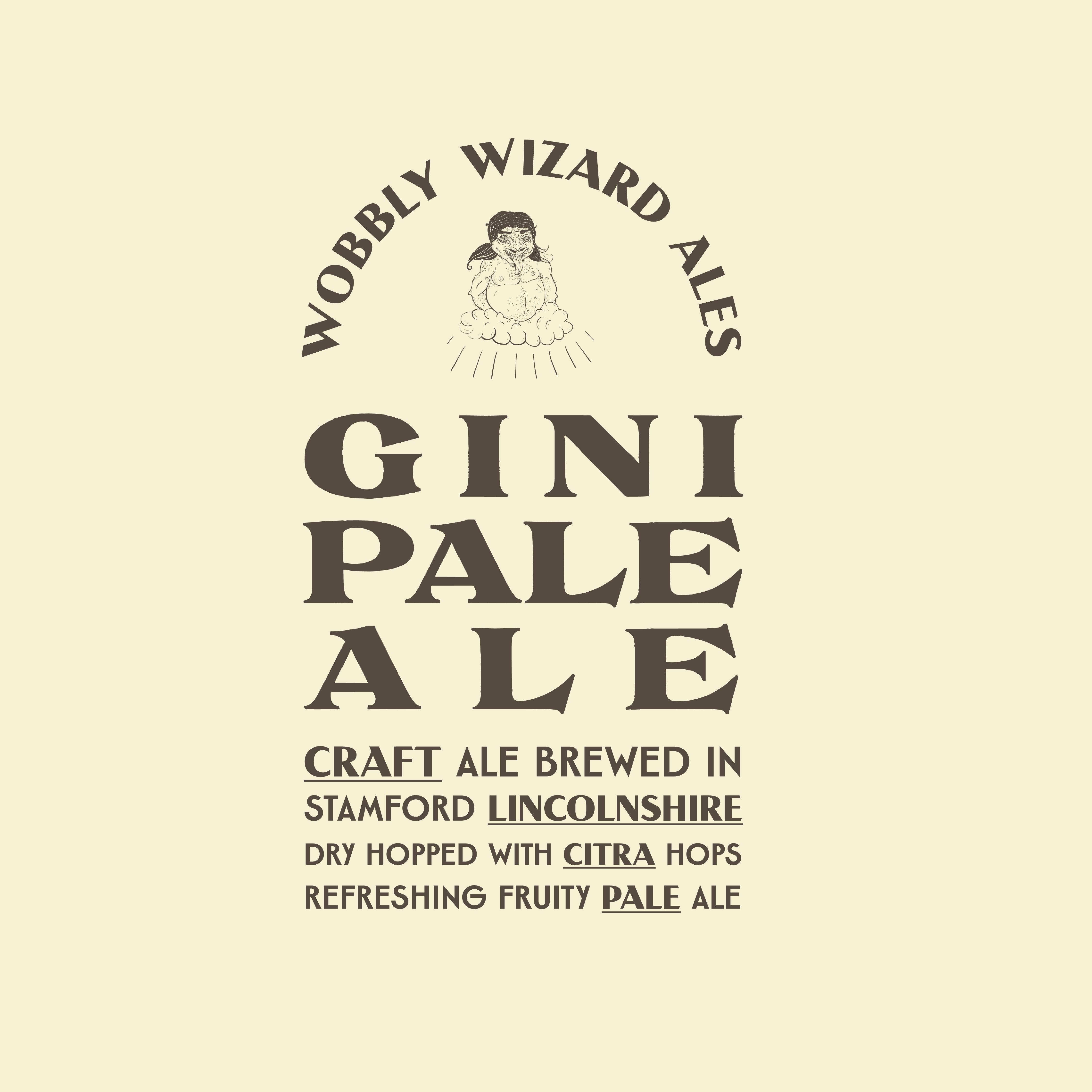 Gini pale ale