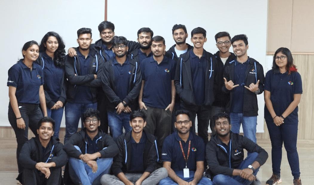 Team DSC VIT Amaravati 2020