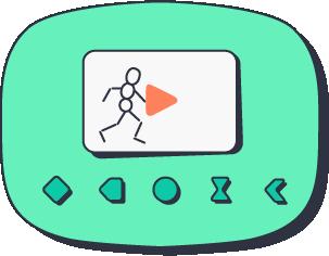 Animated Videos logo