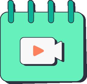 Event videos logo