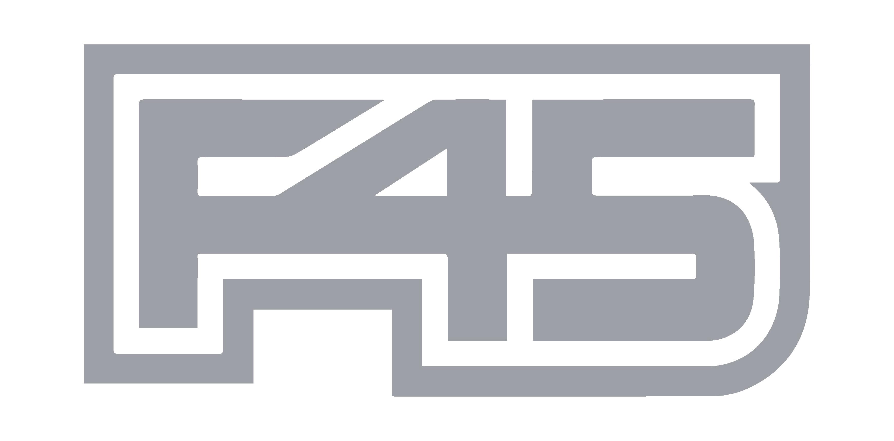 F45 logo