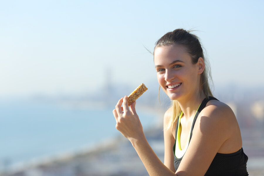 Are Protein Bars Good for You—Even Without Workouts?