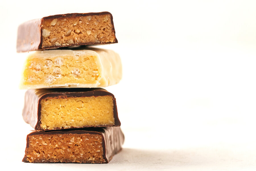 5 Items to Check When Selecting the Right Protein Bar