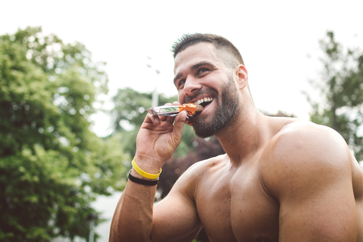How Protein Bars Can Help You Build More Muscle