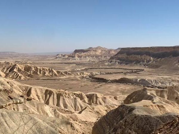 The Negev Desrt