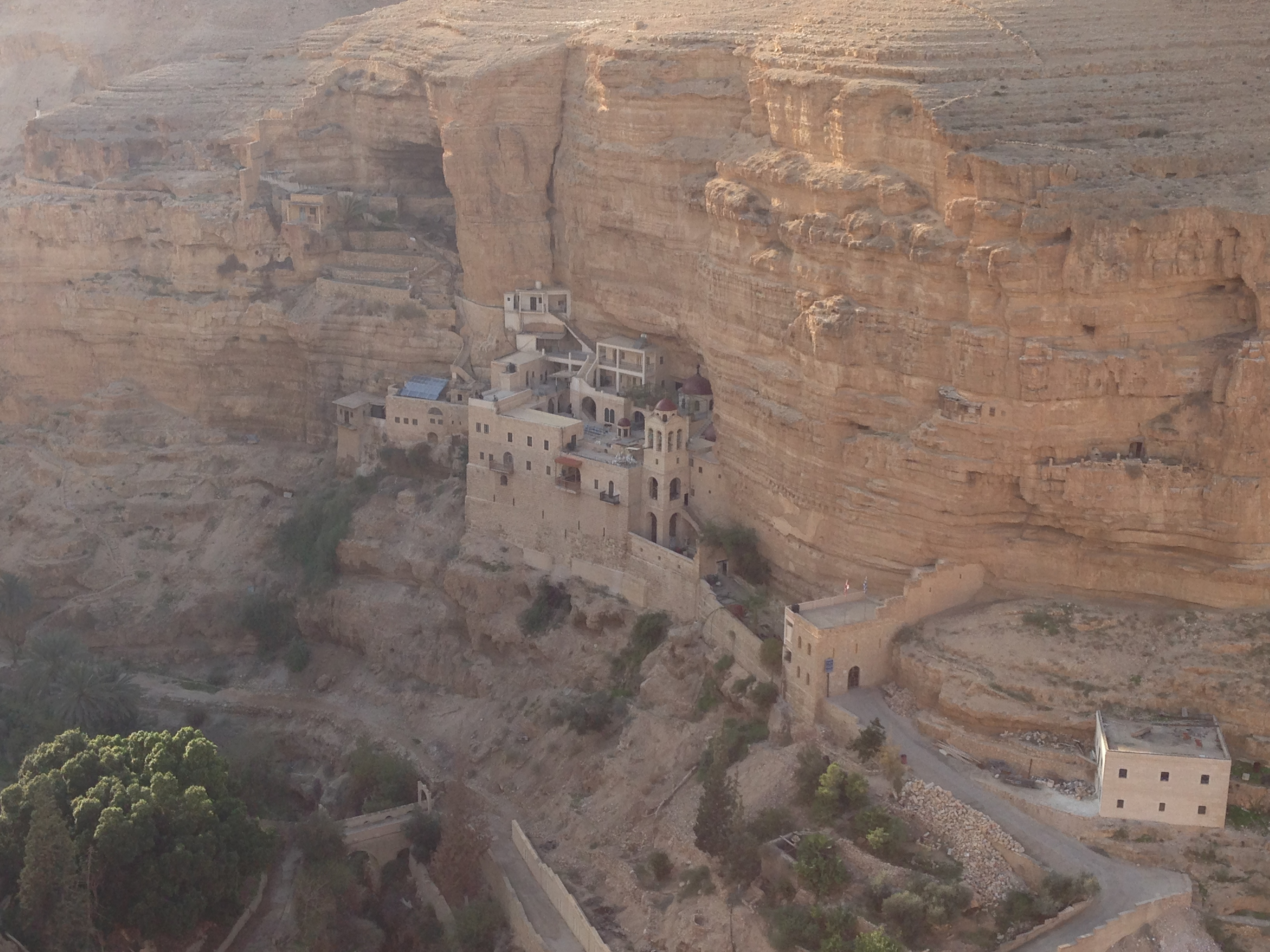 Christianity Judean Desert