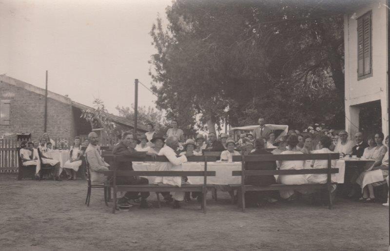 Sarona Beer Garden