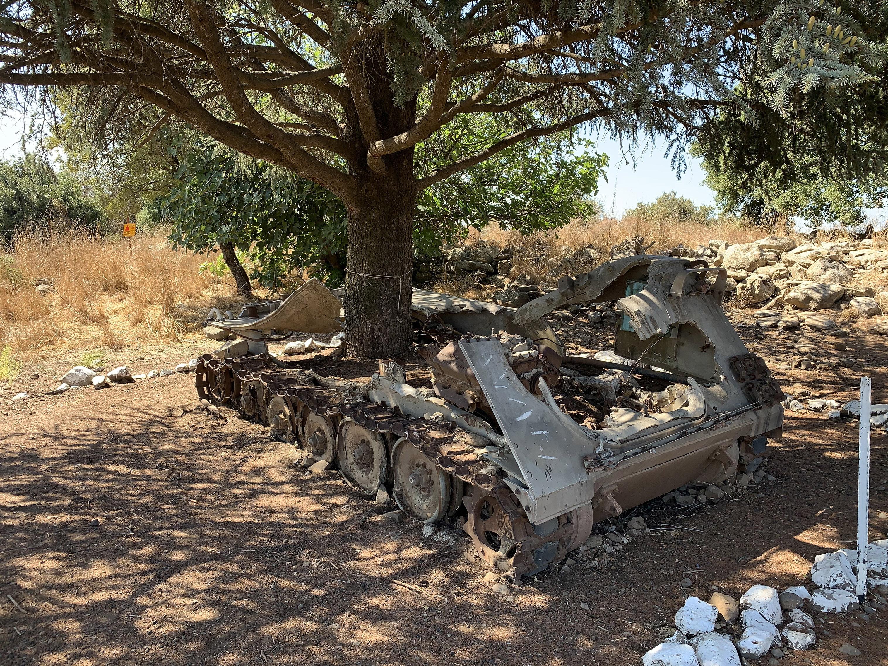 Yom Kippur War monument