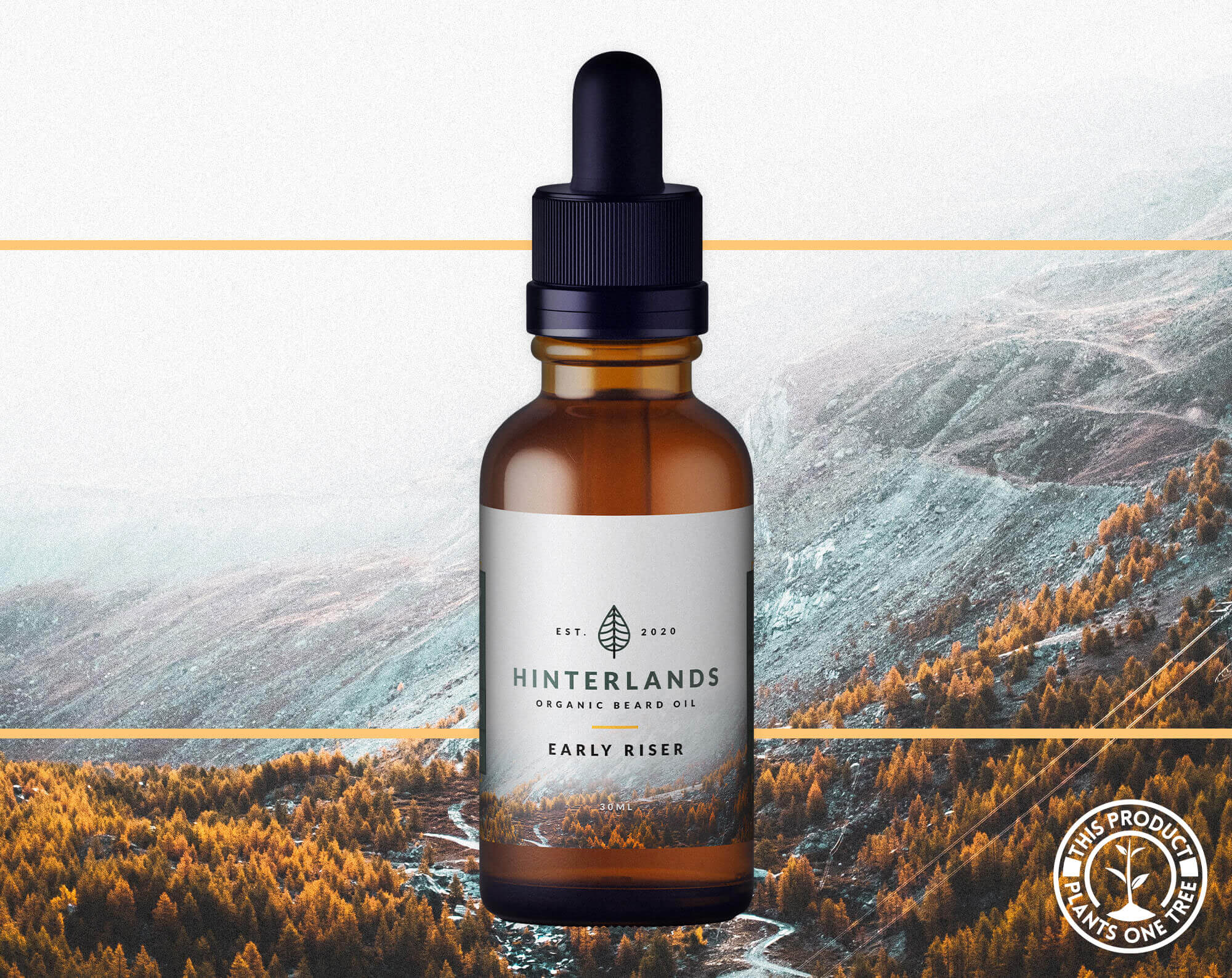 Early Riser Hinterlands Beard Oil