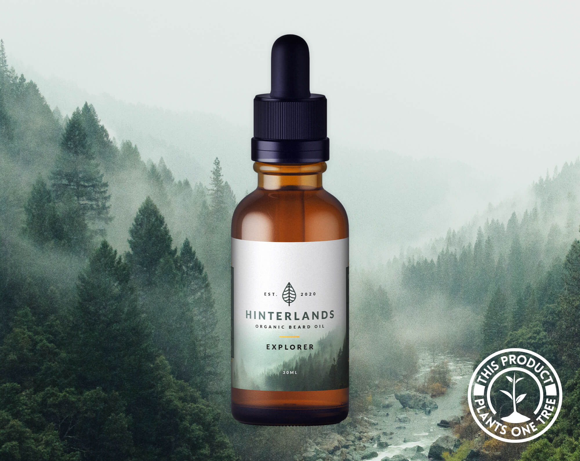Explorer Hinterlands Beard Oil