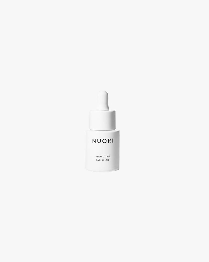 Perfecting facial oil