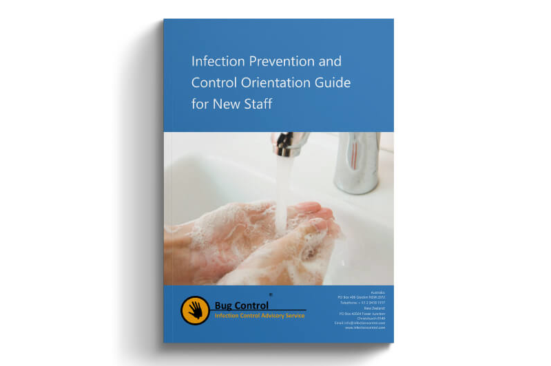 Free Download: Infection Control Orientation Guide for New Staff