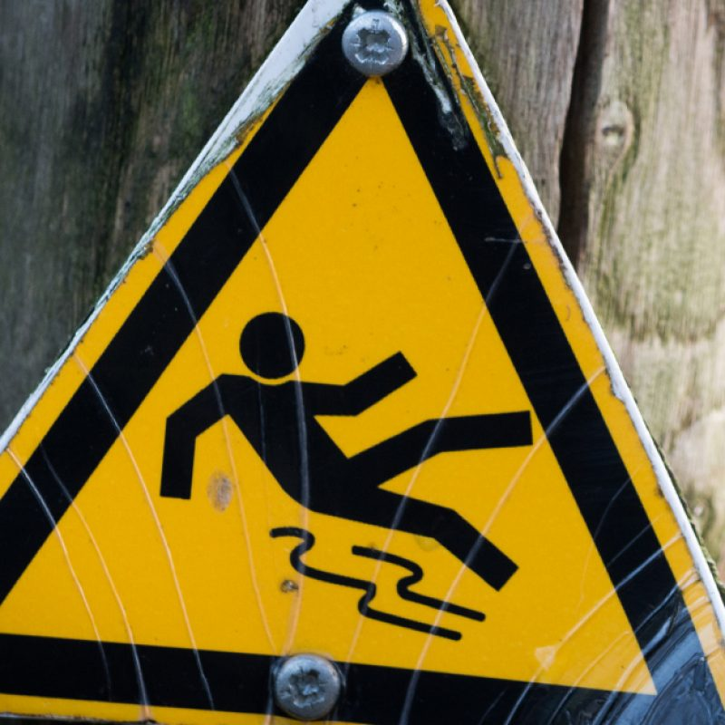 How Slip and Fall Accidents Happen