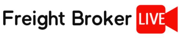 Freight Broker Live Logo
