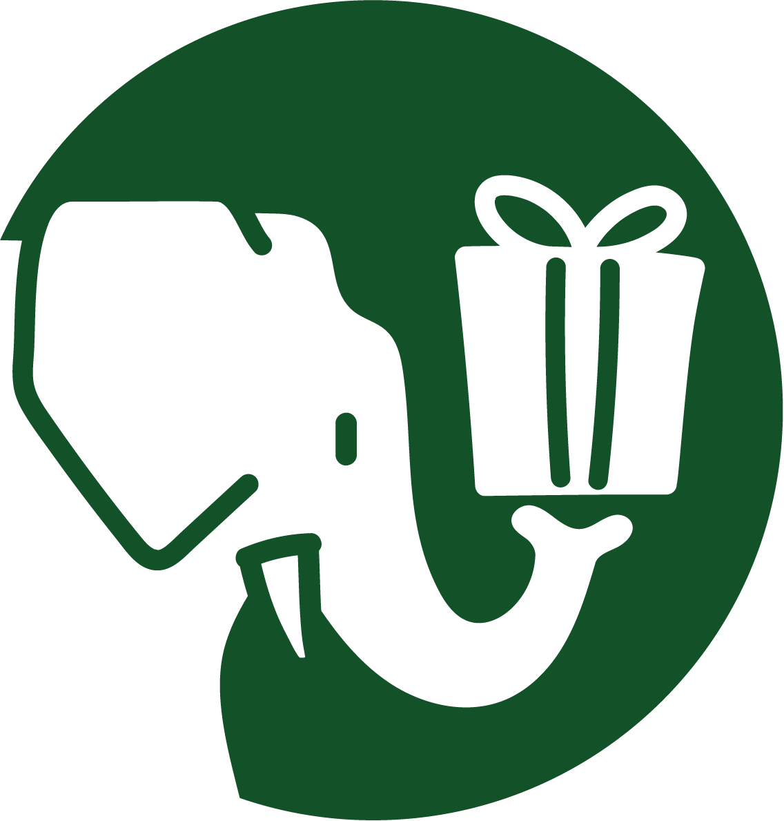 White Elephant Online Logo