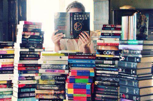 Toda persona culta lee libros...pero no todo lector es culto