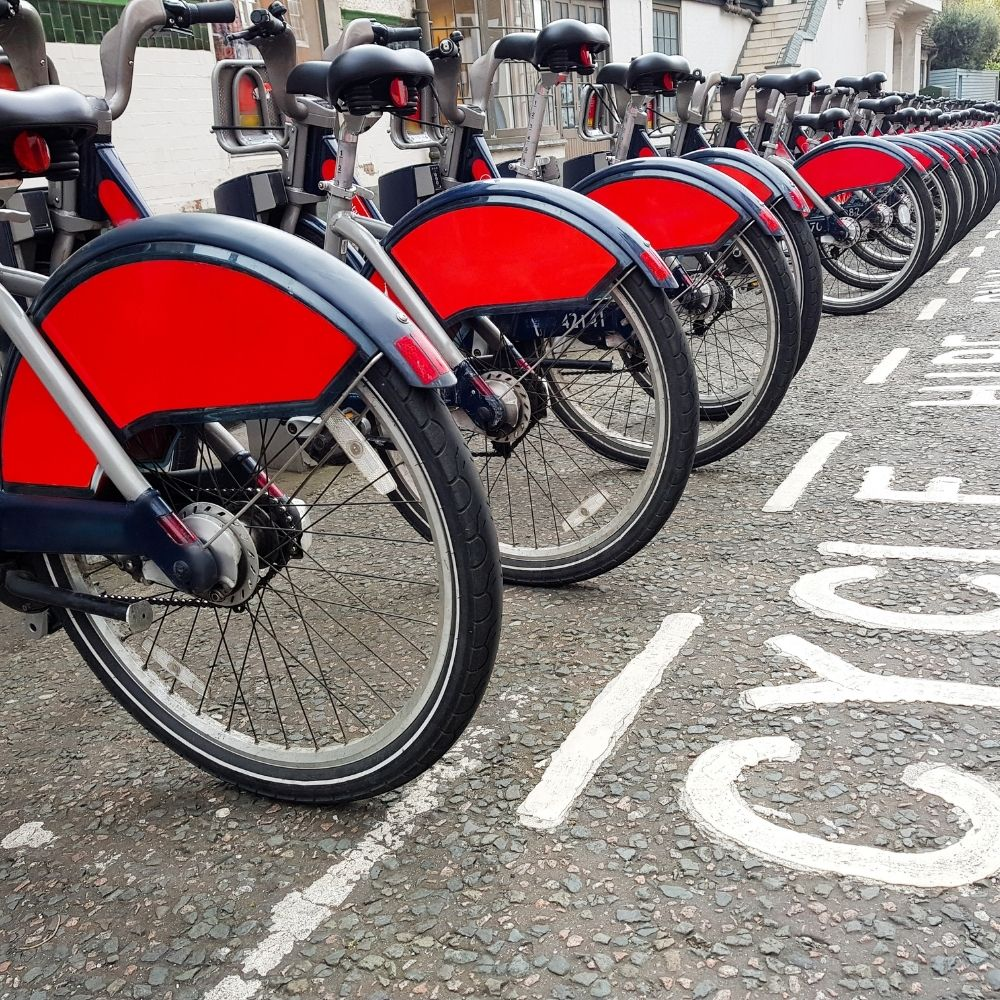 Tour the city on a Boris Bike for just £2