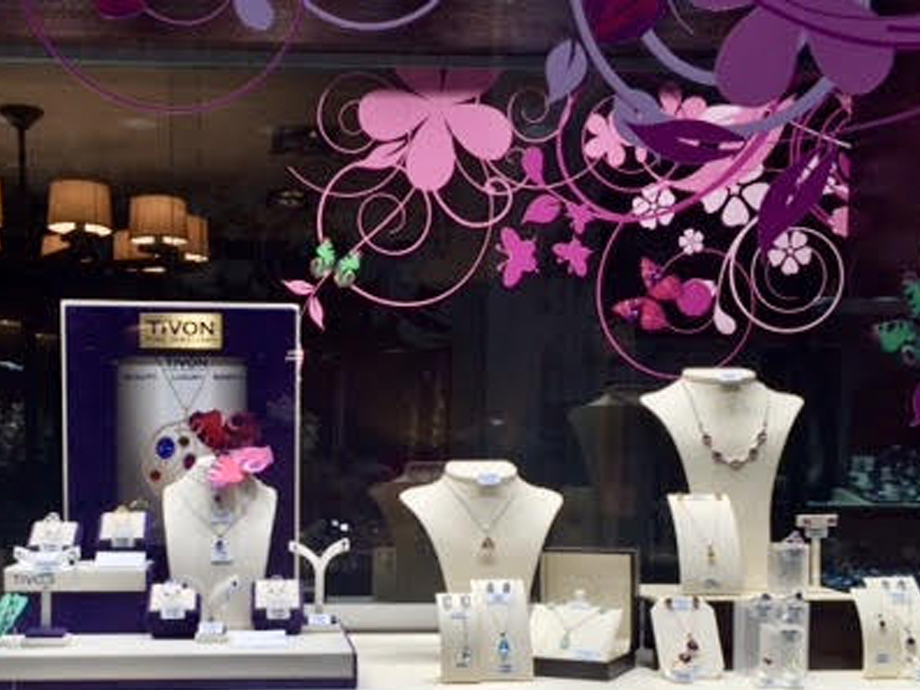 Jewellery shop store front - best visual merchandising for jewellery industry
