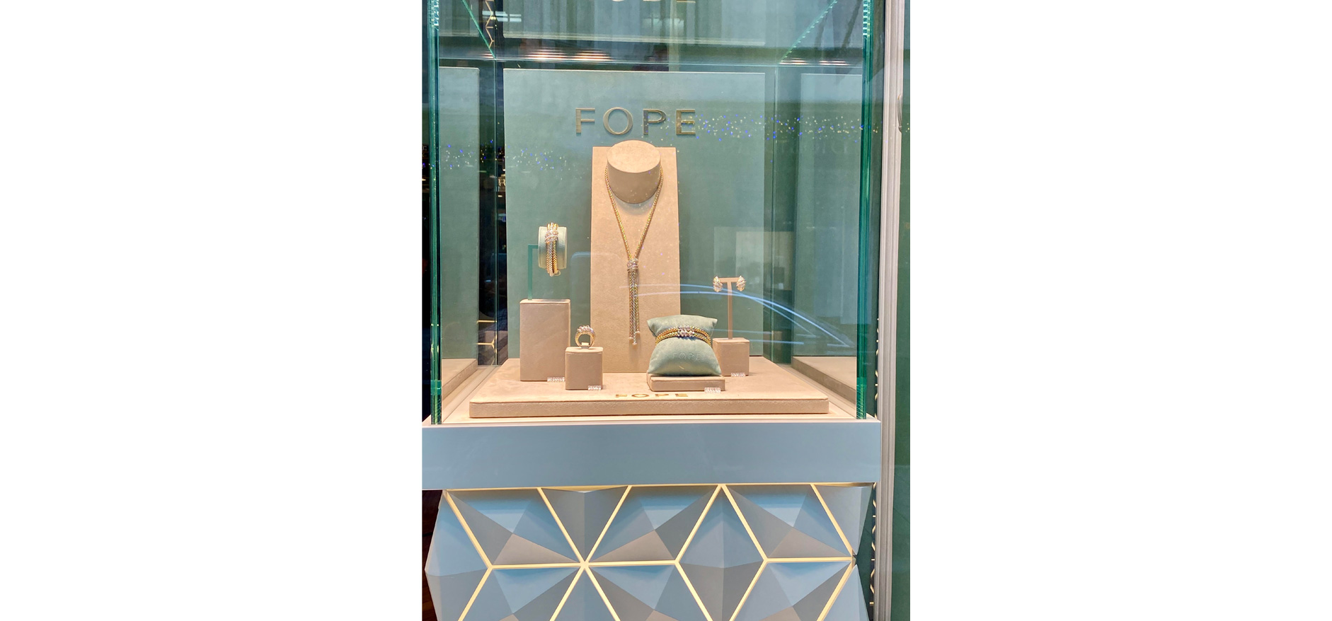 FOPE visual displays