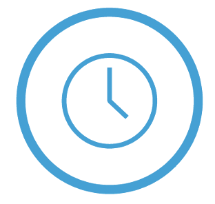 Irrigation Application Timing Icon