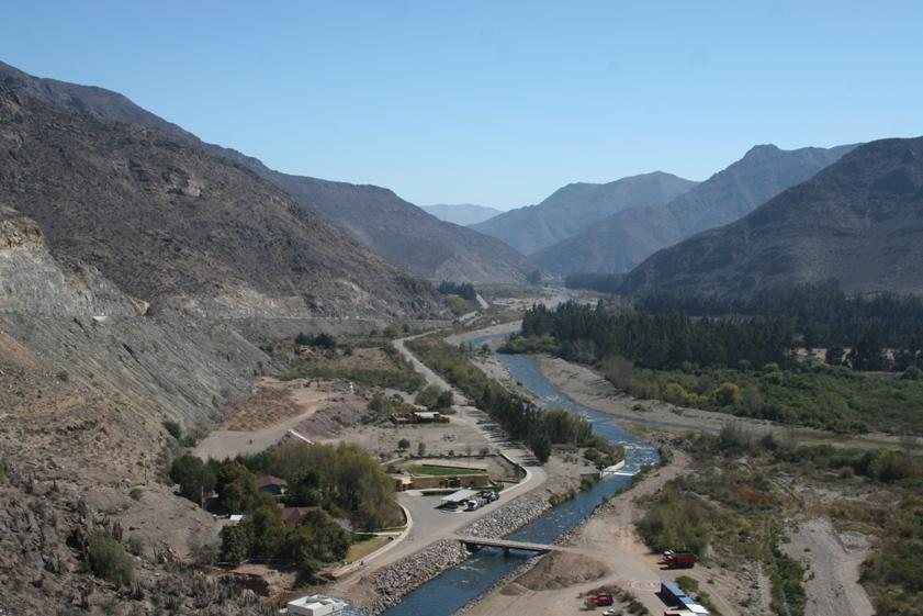 Automated Irrigation Canal Chile