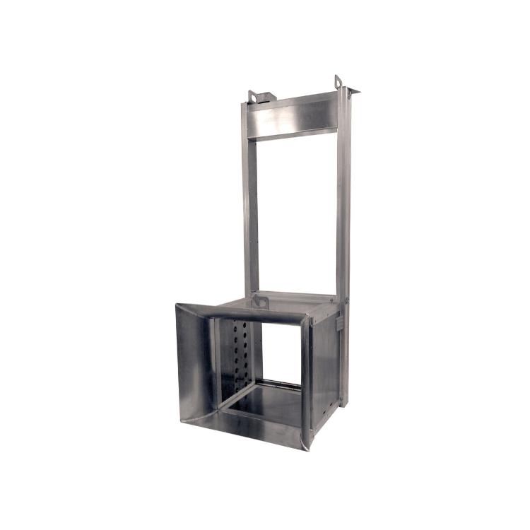 Rubicon's FlumeMeter product. Undershot flow meter