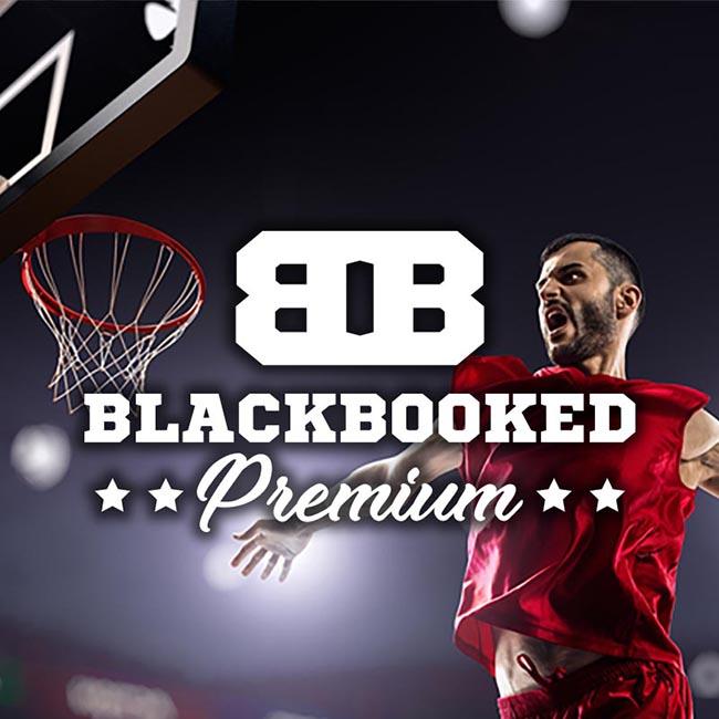 Blackbooked Premium Branding