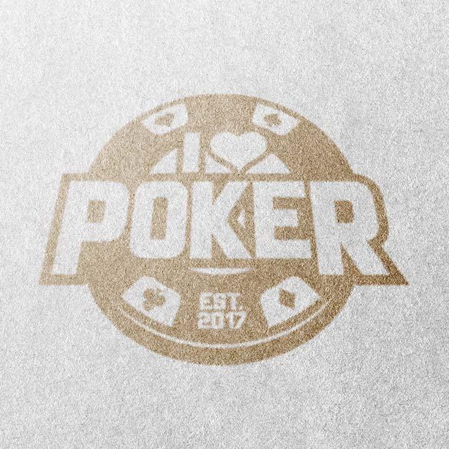I Love Poker branding