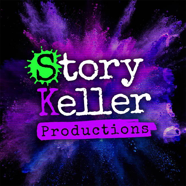 Storykeller Productions branding