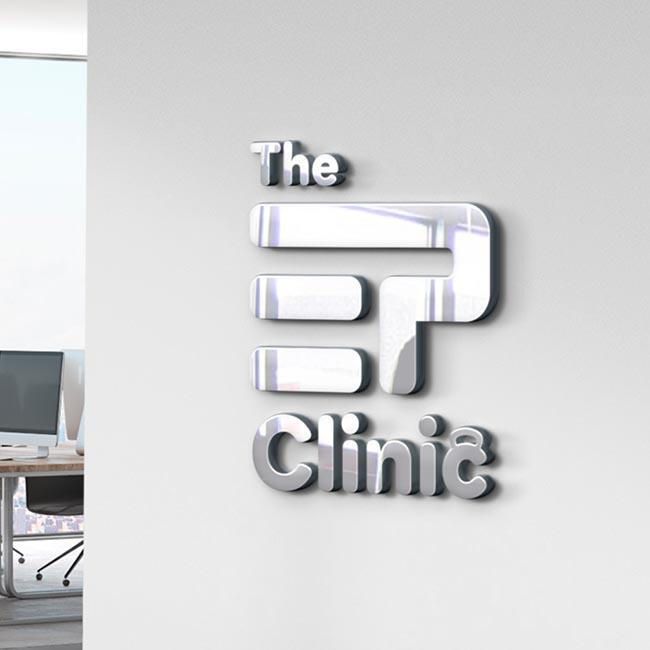 The EP Clinic branding