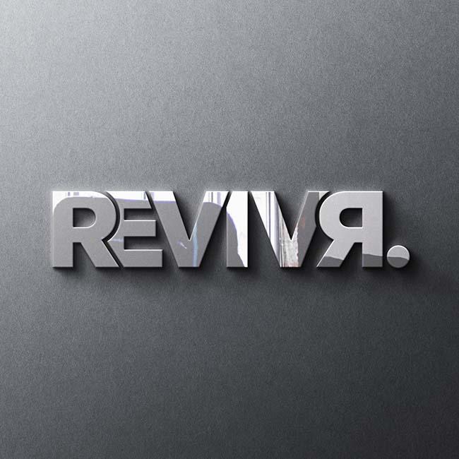 Revivr branding