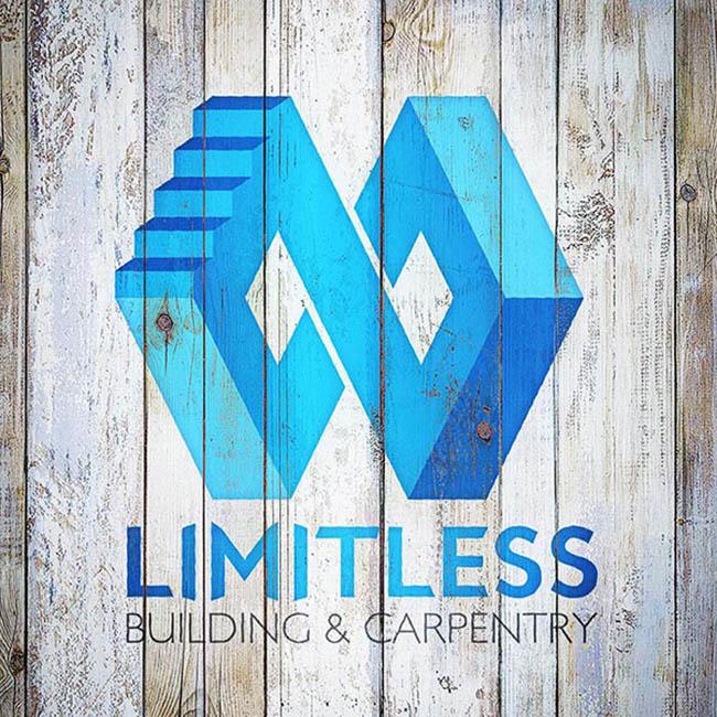 Limitless Carpentry branding