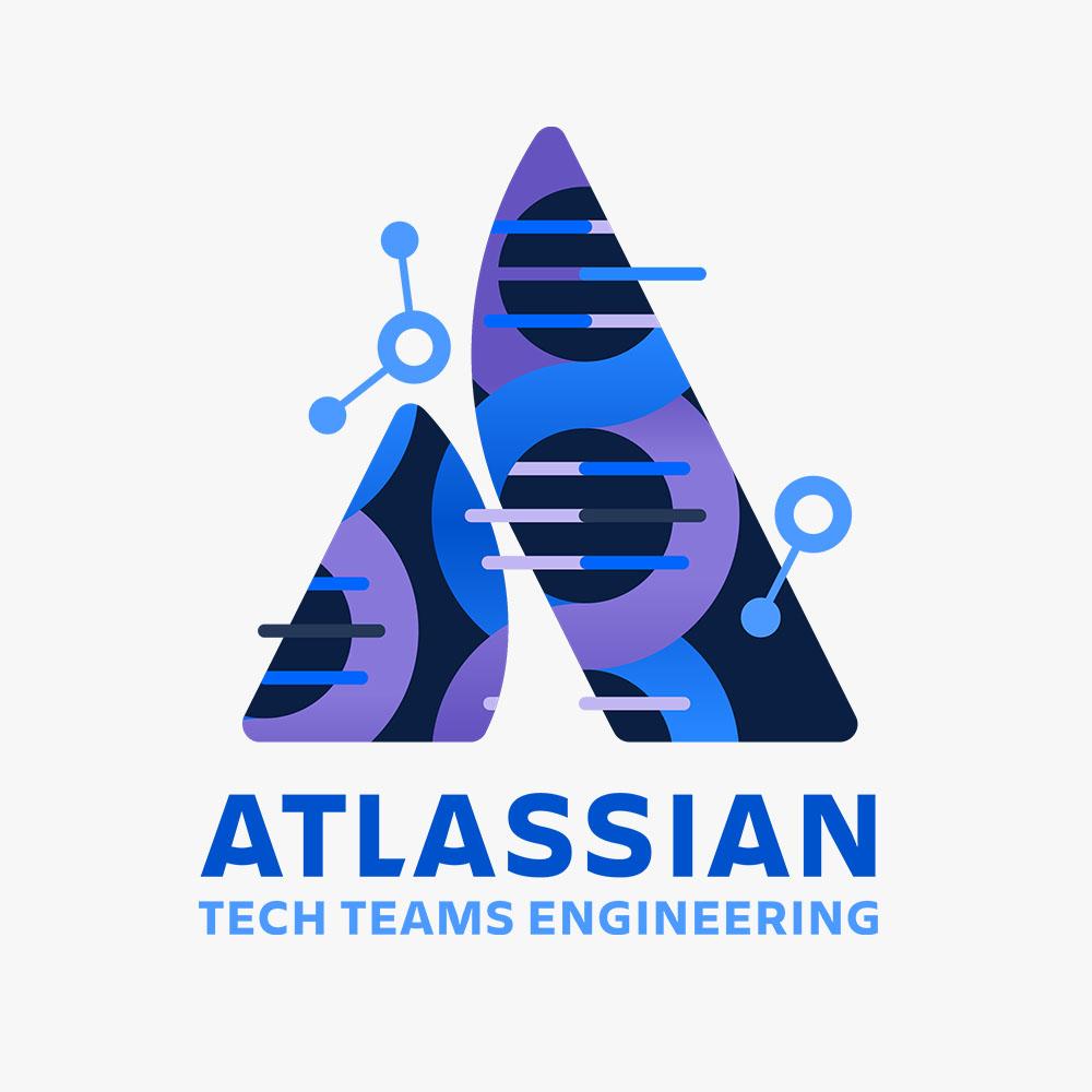 Atlassian Tech Teams Engineering branding