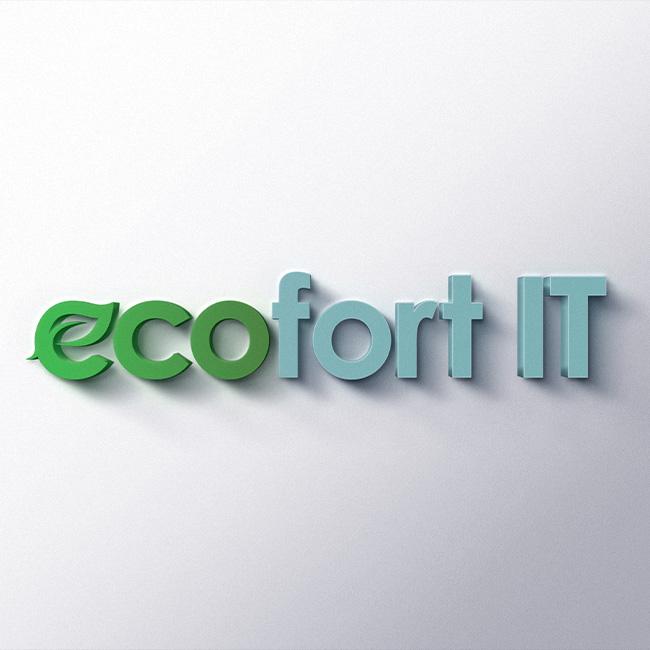 Ecofort IT branding
