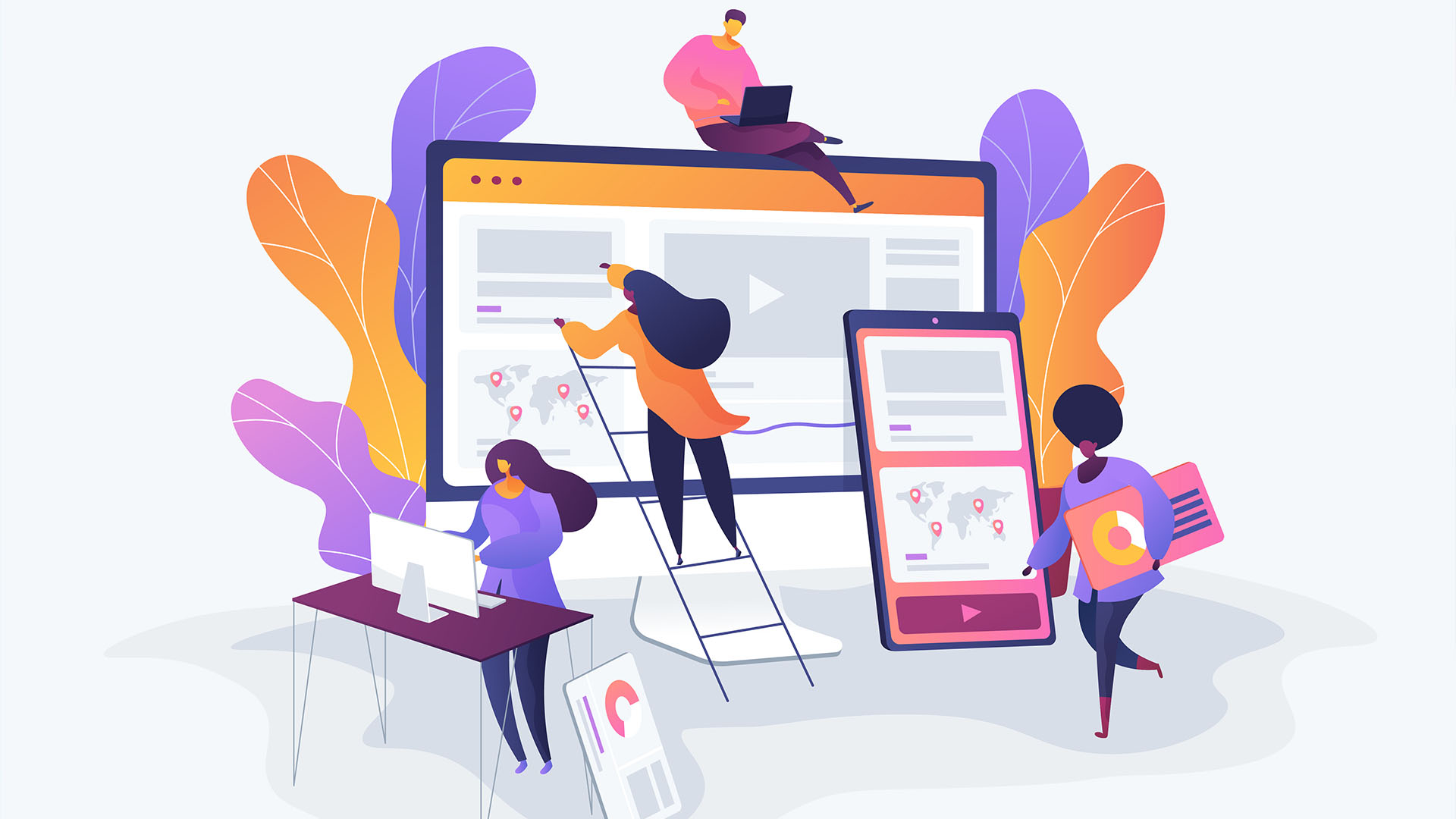 The Top UI/UX Trends to Follow in 2021
