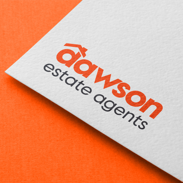 Dawson Estate Agents branding