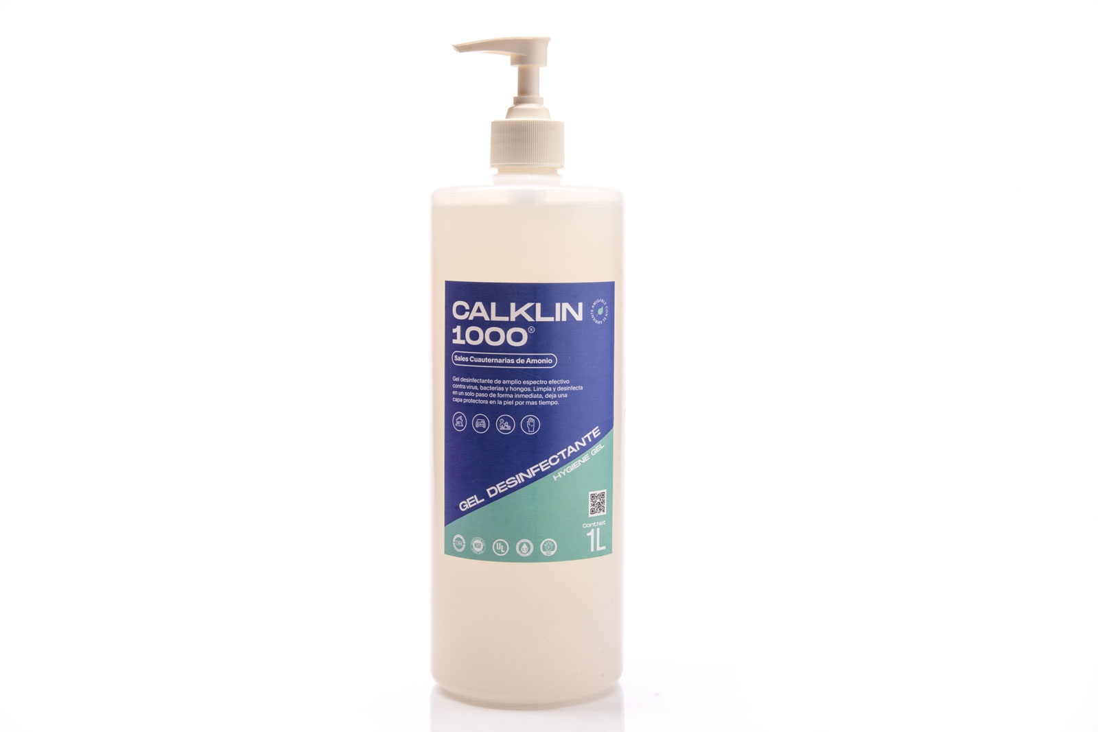 CALKLIN 1000 GEL ANTIBACTERIAL 1L