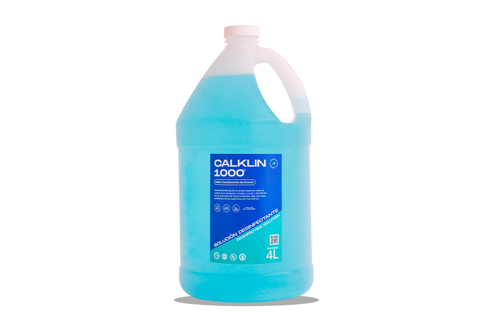 CALKLIN 1000 SOLUCIÓN DESINFECTANTE