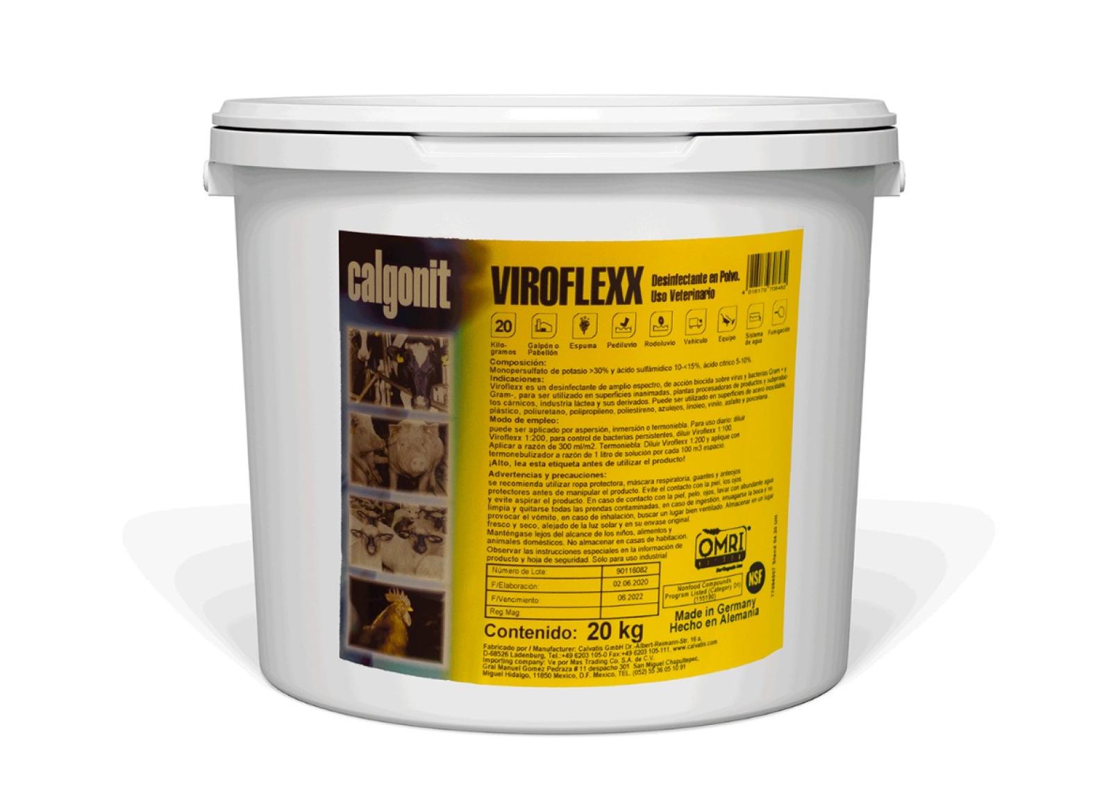 VIROFLEXX 20 Kg