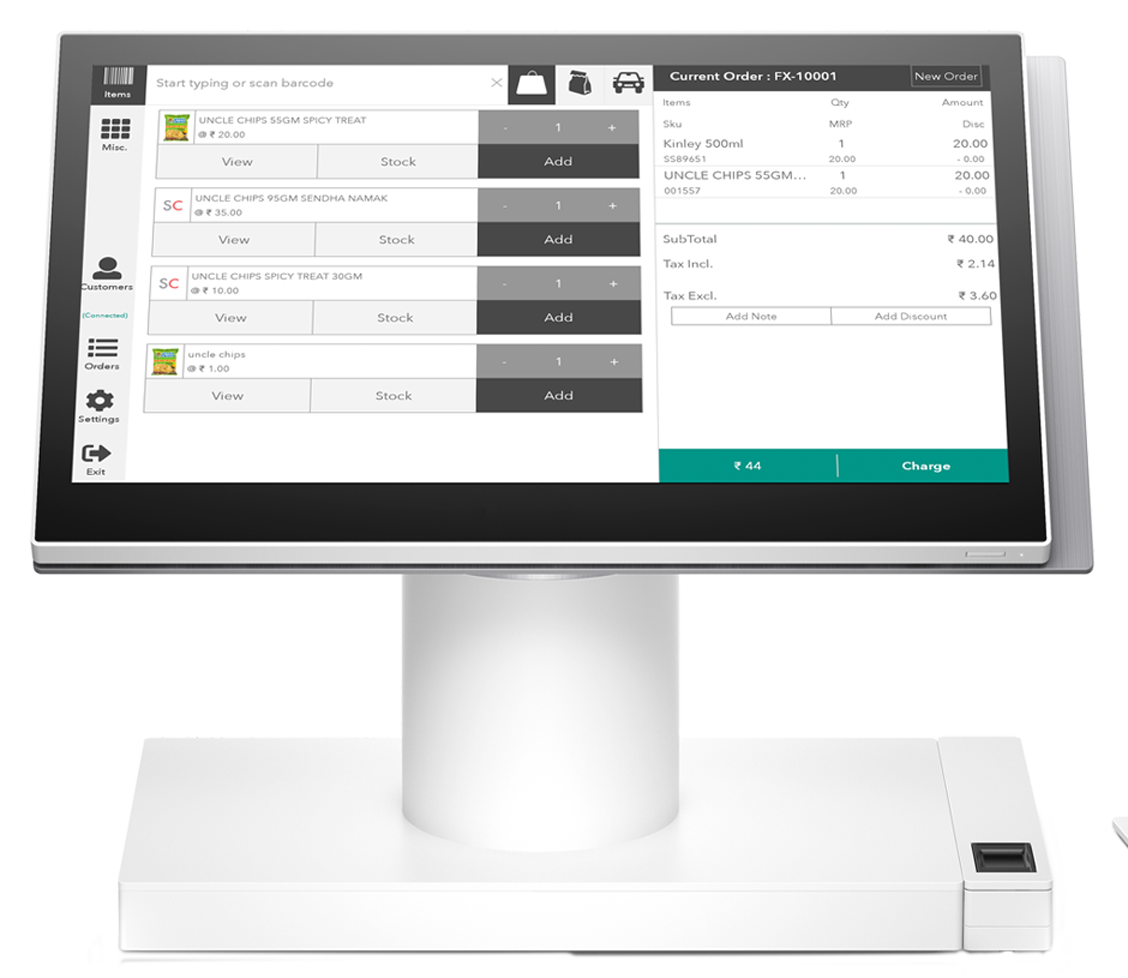 pos software system in india