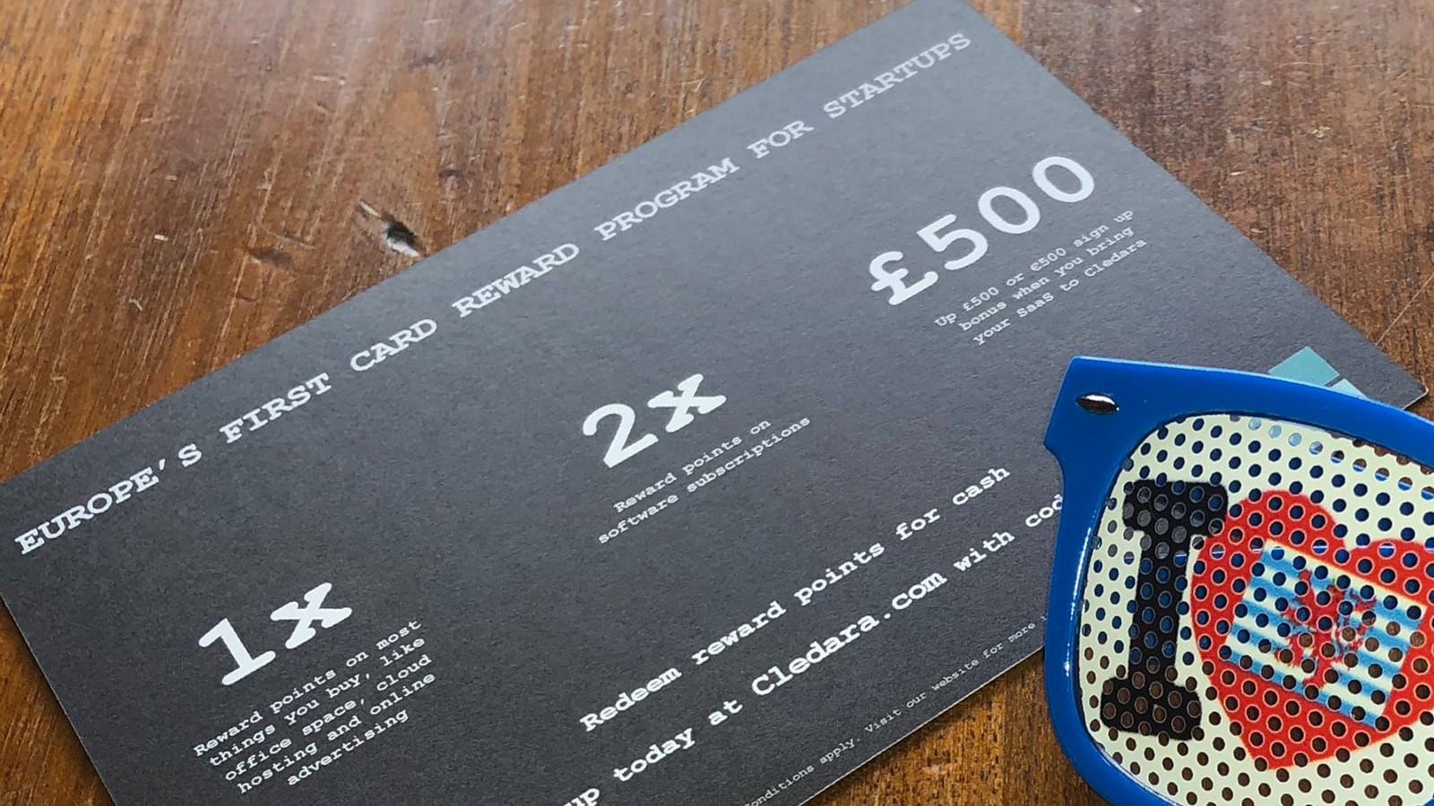 Cledara Launches Europe's First Card Rewards Program Built For Startups