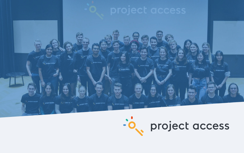How we use Cledara at Project Access