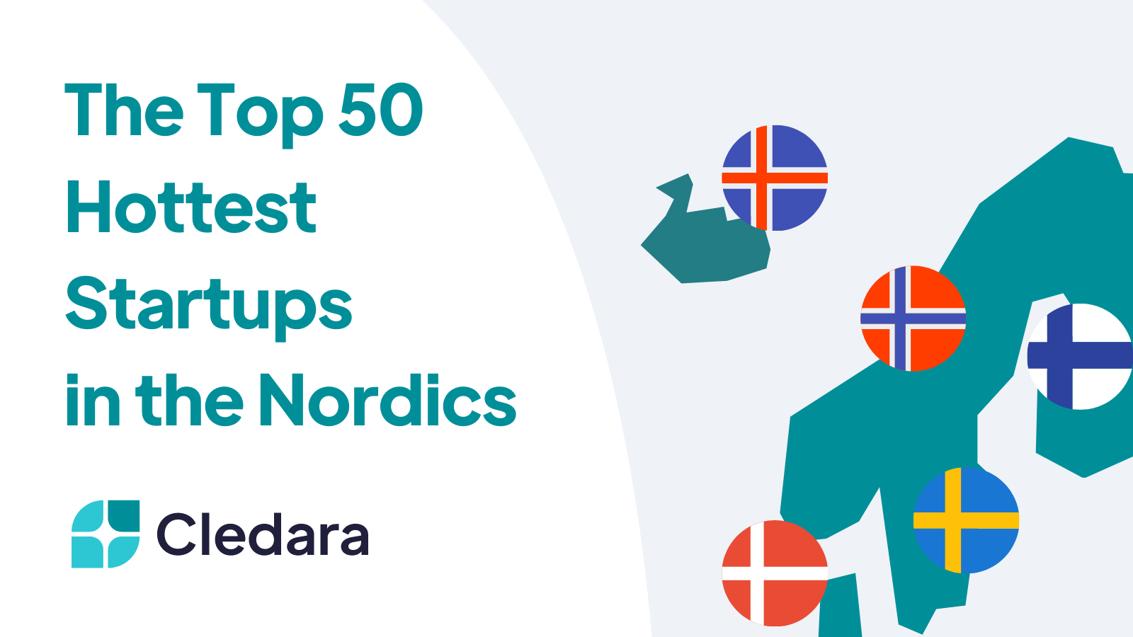 The Top 50 Hottest Startups in the Nordics in 2021