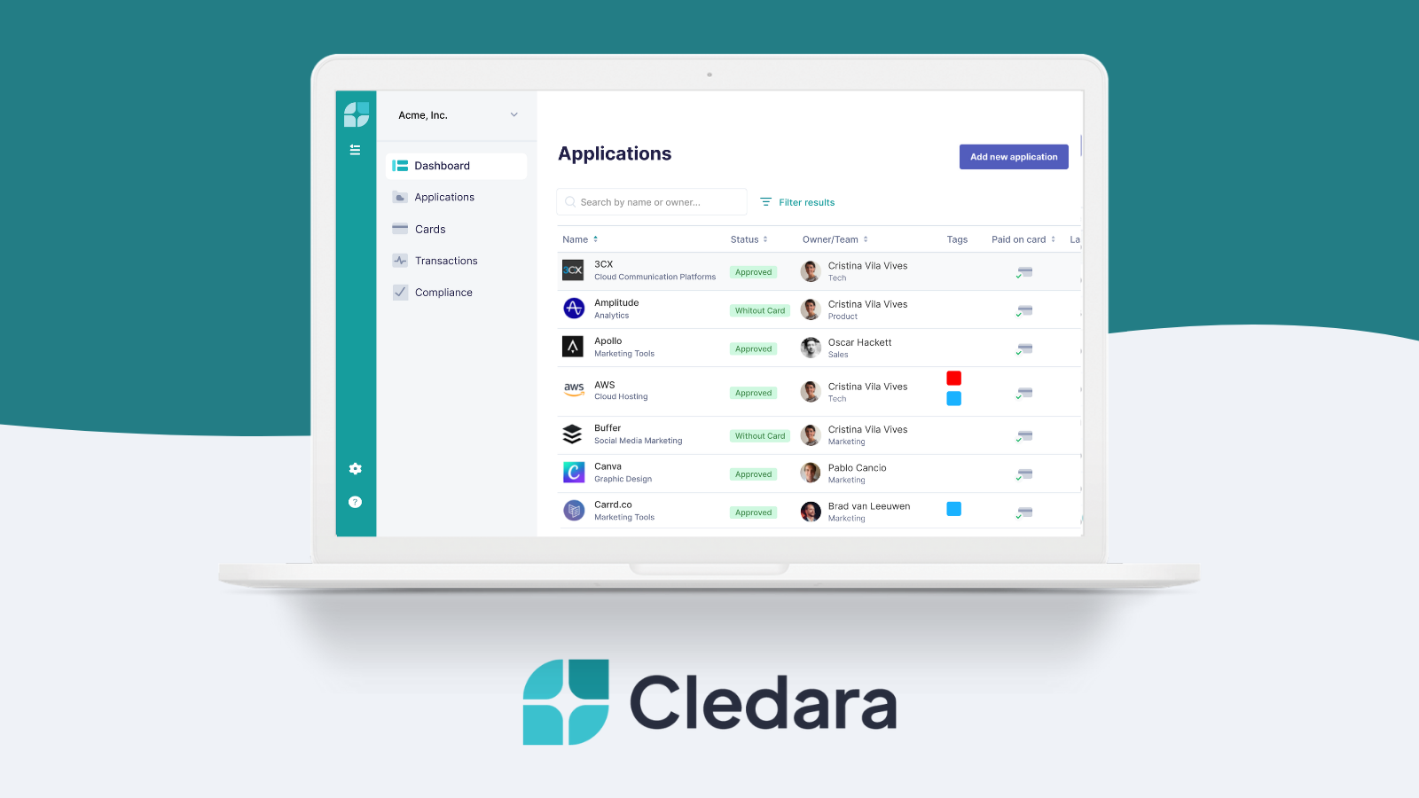 What's new with Cledara: July 2021