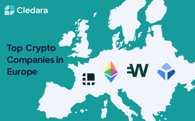 The Top 50 European Crypto Companies