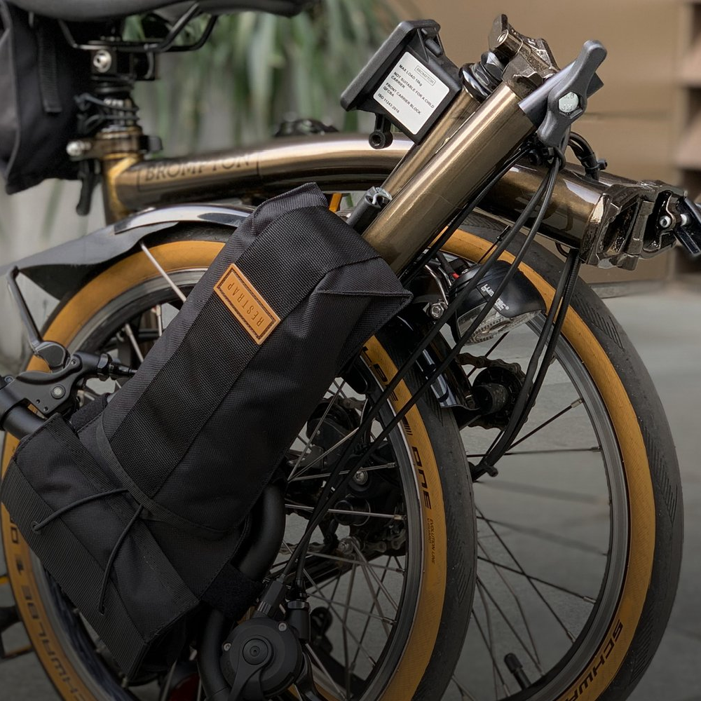 As a Laka Club member you get 15% off all Restrap's awesome bike packing kit.