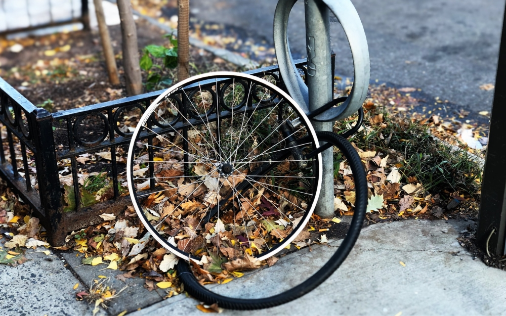 What to do when your bike is stolen