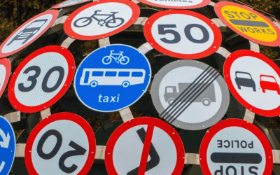 How to ride safely on the road. A highway code for cyclists