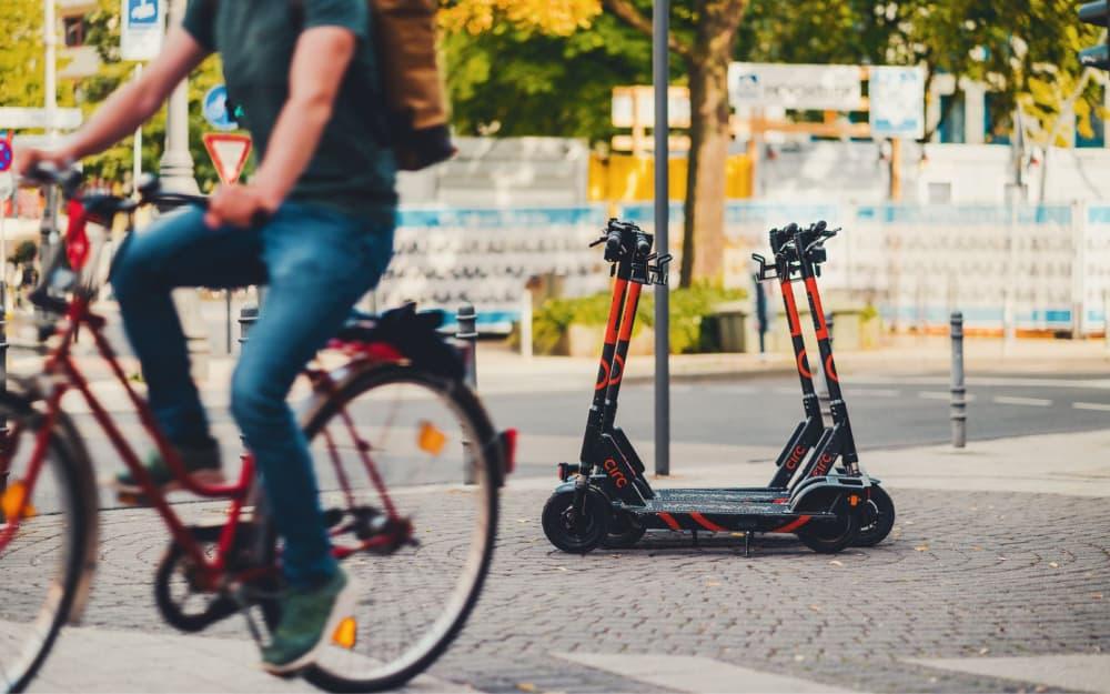 E-bike vs E-scooter: Which should you choose?
