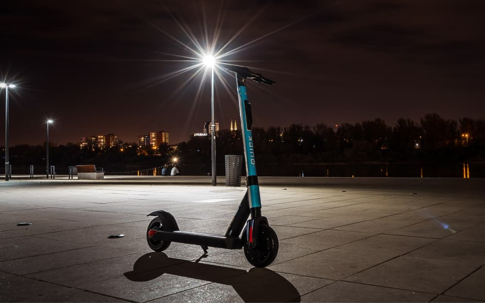 Why we don't currently offer e-scooter insurance